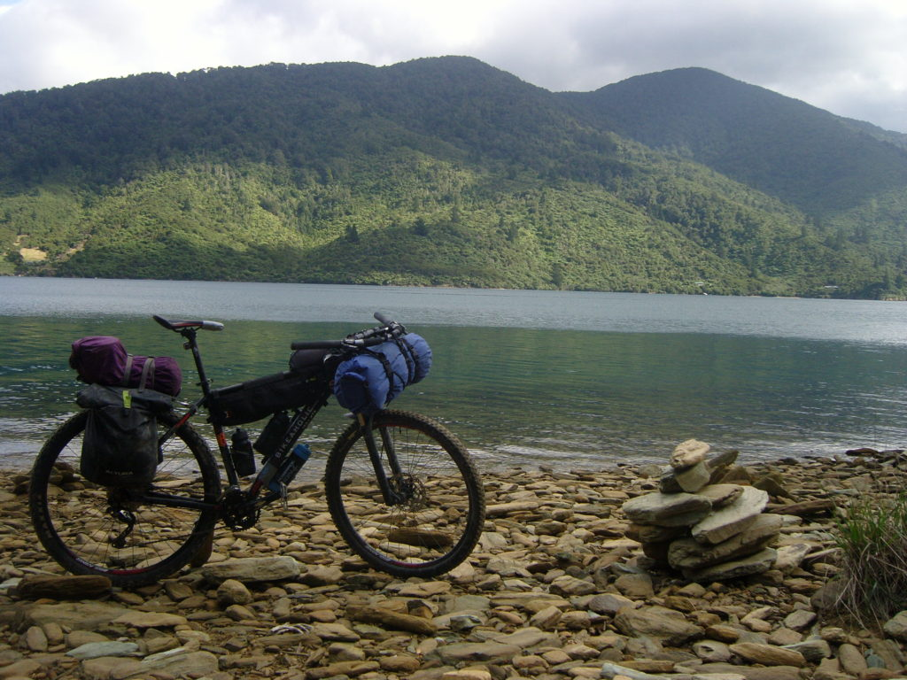Adventurefuel oa Queen Charlotte Track 6