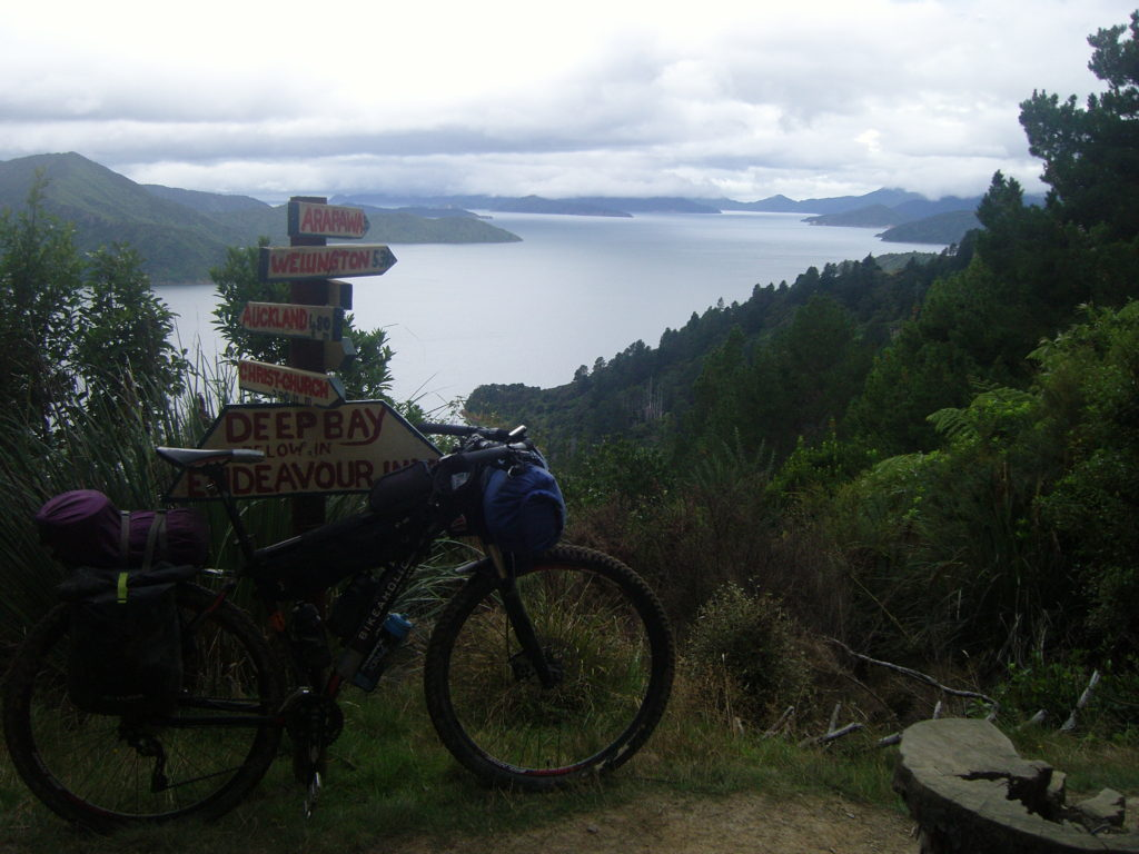 Adventurefuel oa Queen Charlotte Track 5