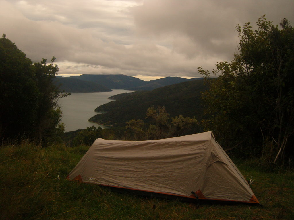 Adventurefuel oa Queen Charlotte Track 4